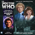 Spaceport Fear signed Big Finish CD
